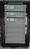 Rackmount UPS systems in tactical cases as part of our Tactical Power Plant (TPP)